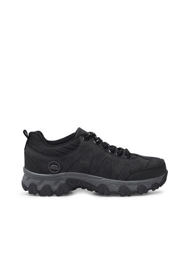 Slazenger Erkek Soğuğa Karşı Dayanıklı Sneakers HUNT E Siyah